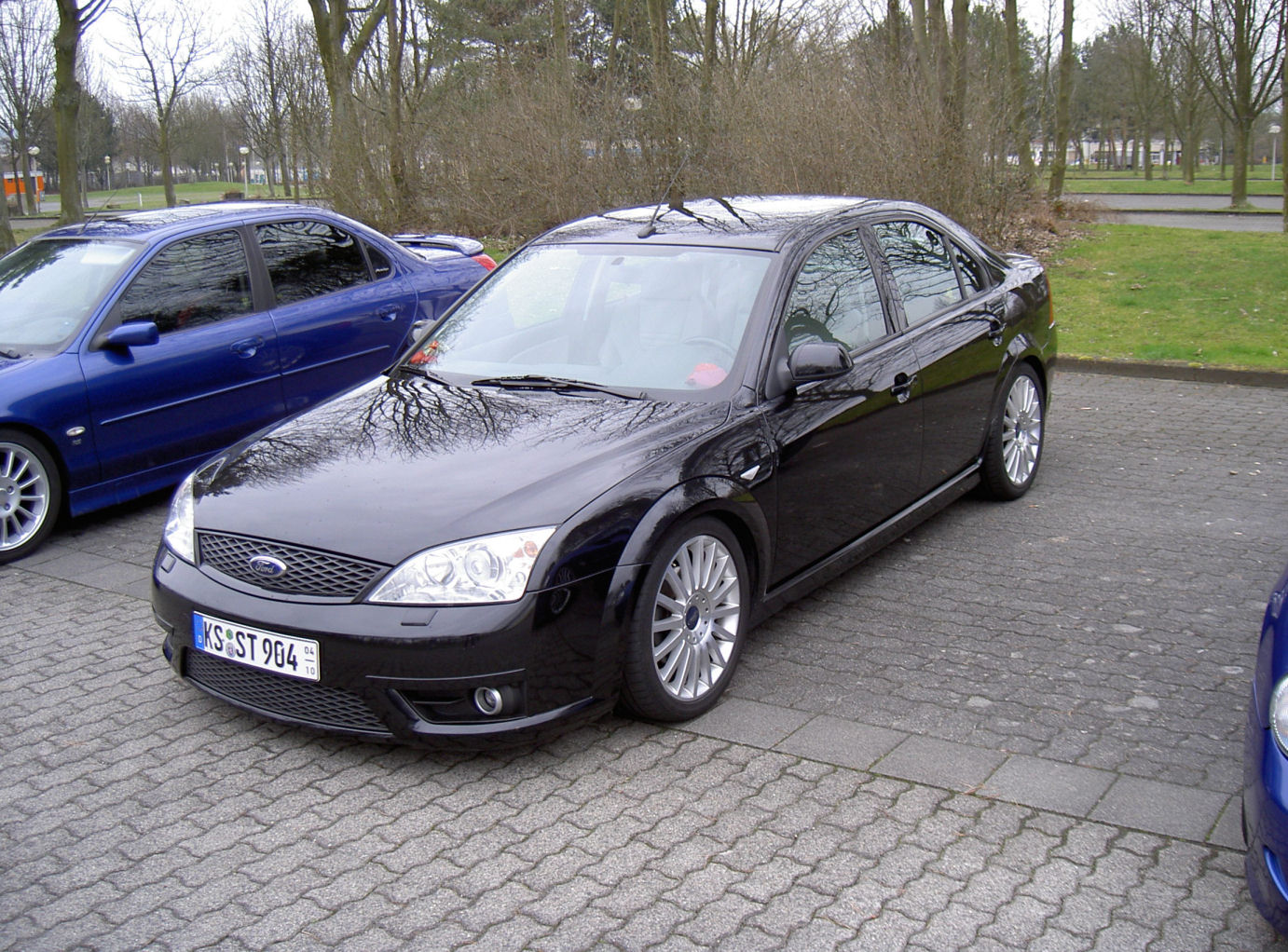 dieselstation car forums styling a ford mondeo. Black Bedroom Furniture Sets. Home Design Ideas